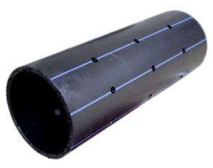 ADVANTAGES OF PERFORATED HDPE PIPES